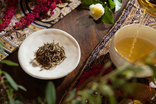 Чай Пять Элементов