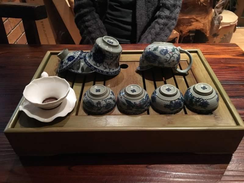 Что необходимо для традиционной китайской чайной церемонии?