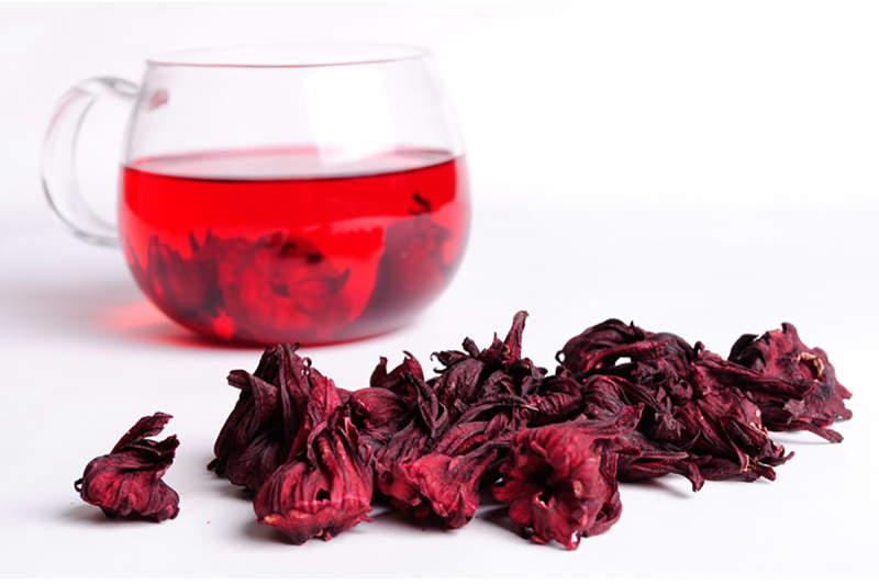 Чай каркаде: состав, польза и вред для здоровья