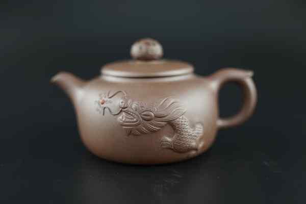 """Коллекционный чайник Си Ша """"Небесный Дракон"""""""