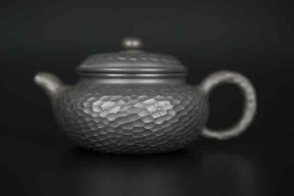 Колекційний чайник - «Чорний Алмаз»