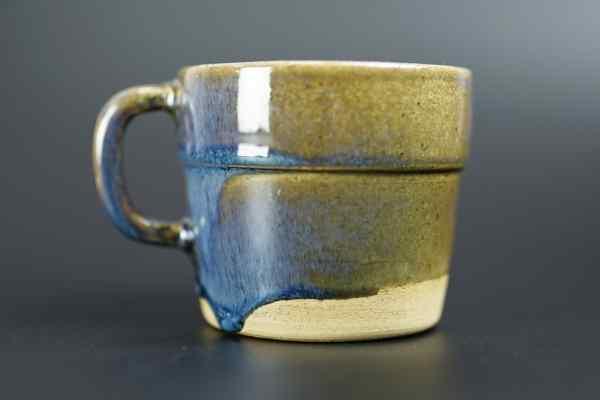 Чайна чаша ручної роботи від майстра кераміки #121
