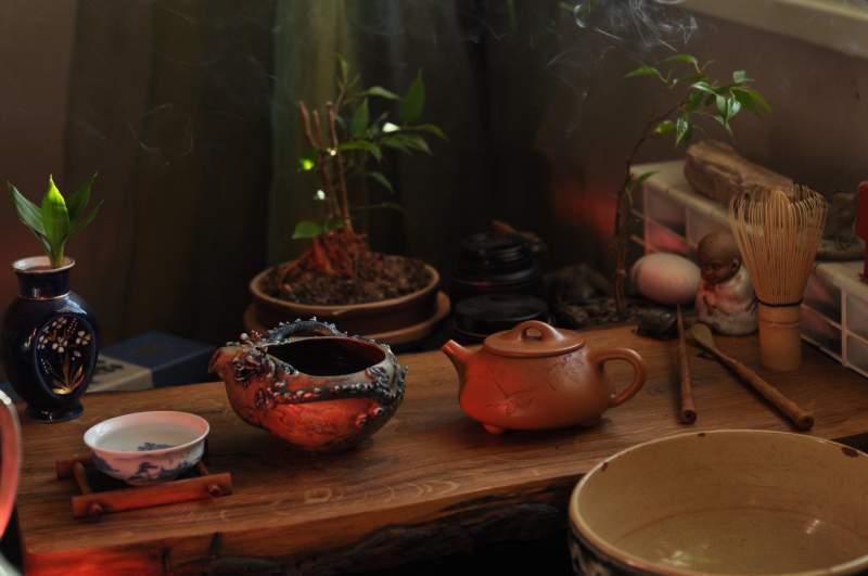 Описание запаха и вкуса чая пуэр
