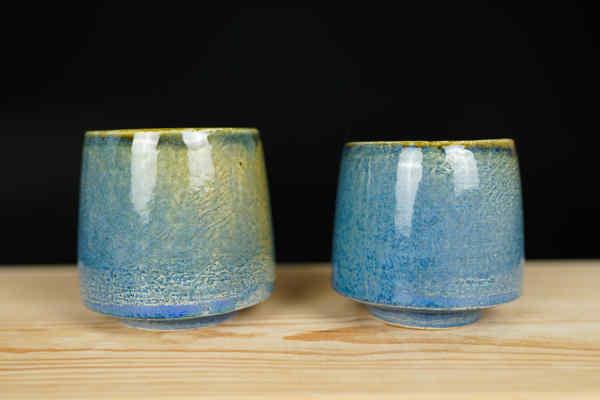 Чайные Пиалы ручной работы от Мастера Керамики #162
