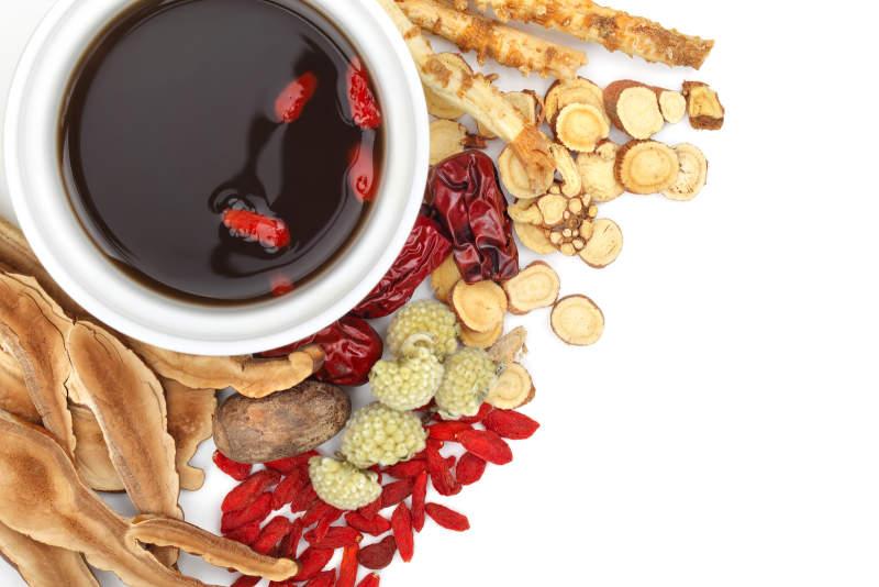 Чай и эликсиры Китайской Традиционной Медицины