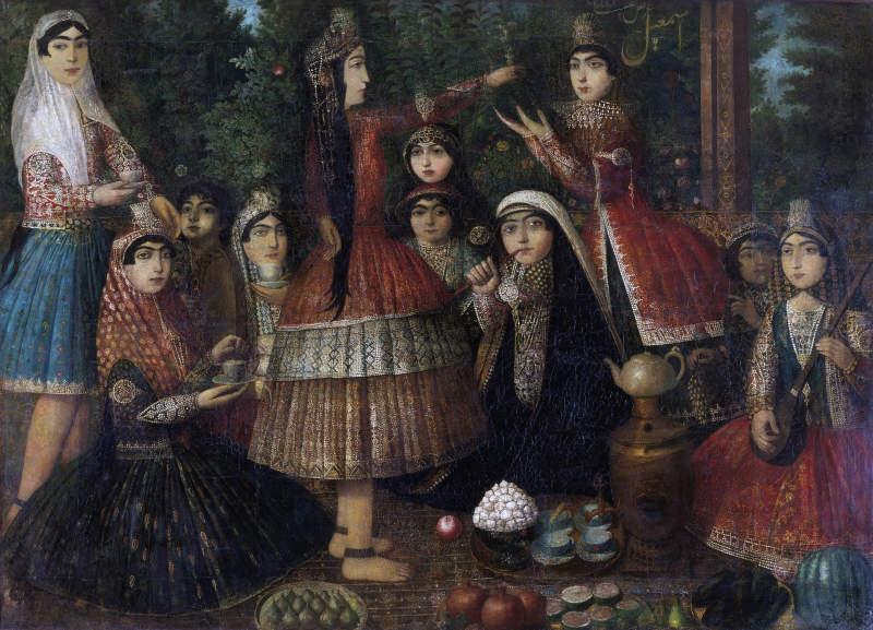 Чай в литературе и искусстве