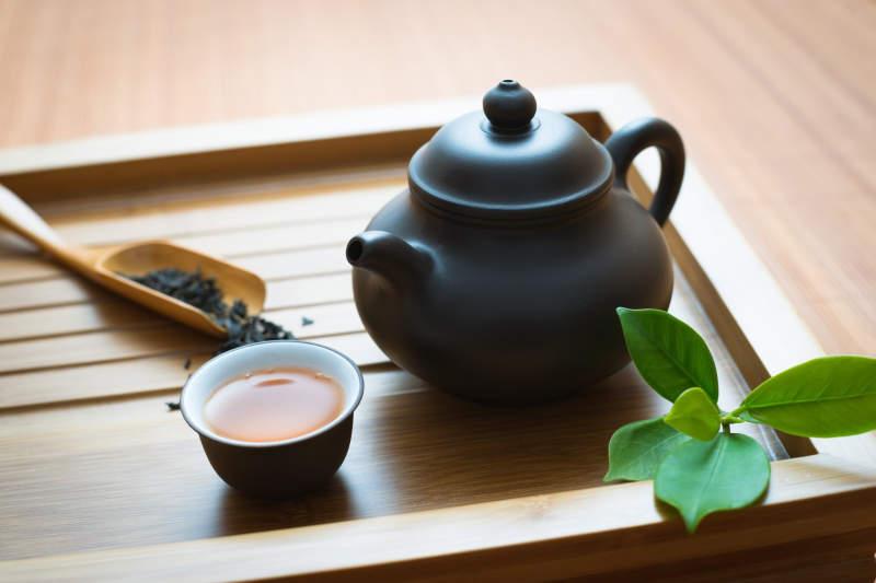 Чайная Мелодия – «Янь Юнь/岩韵»