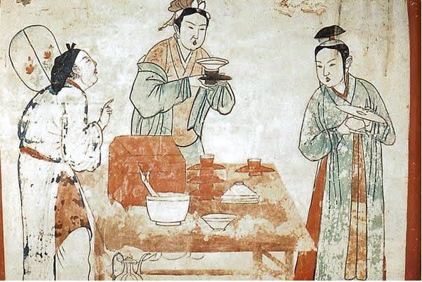 С чем пьют китайский чай?