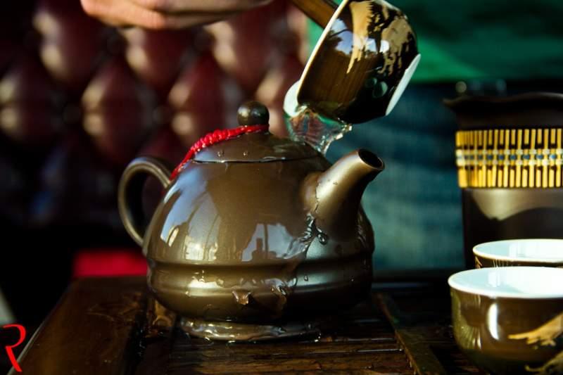 Обнуленный ум и Путь чая