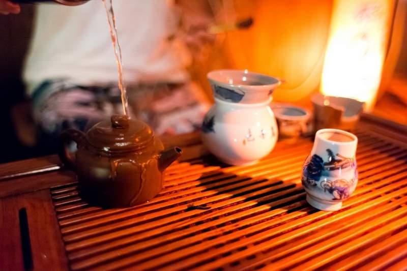 Символизм культуры чая в творчестве Виктора Пелевина