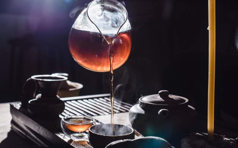 Успокаивающий чай – секрет китайского чая