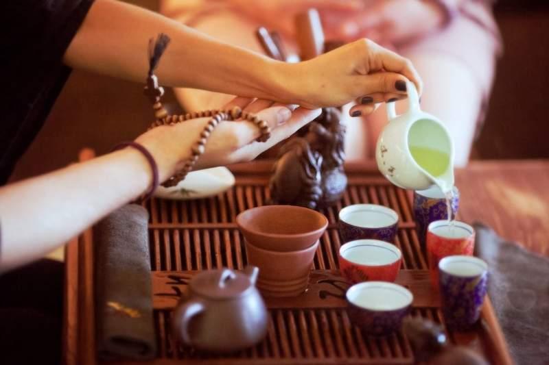 История становления чайной церемонии
