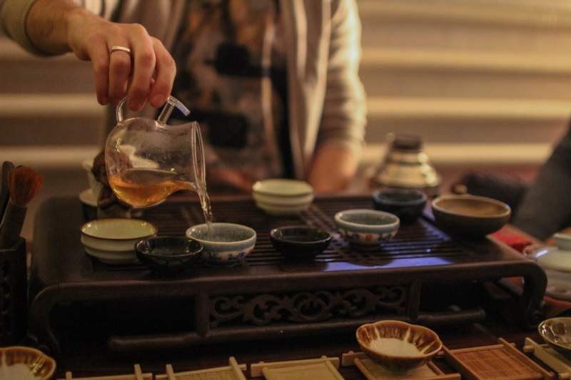 Феномен чайной церемонии