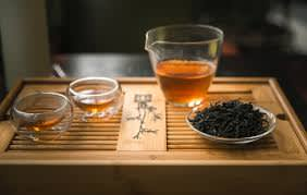 Чай: опьянение реальностью