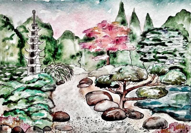 Японское искусство. Путь совершенства и потока
