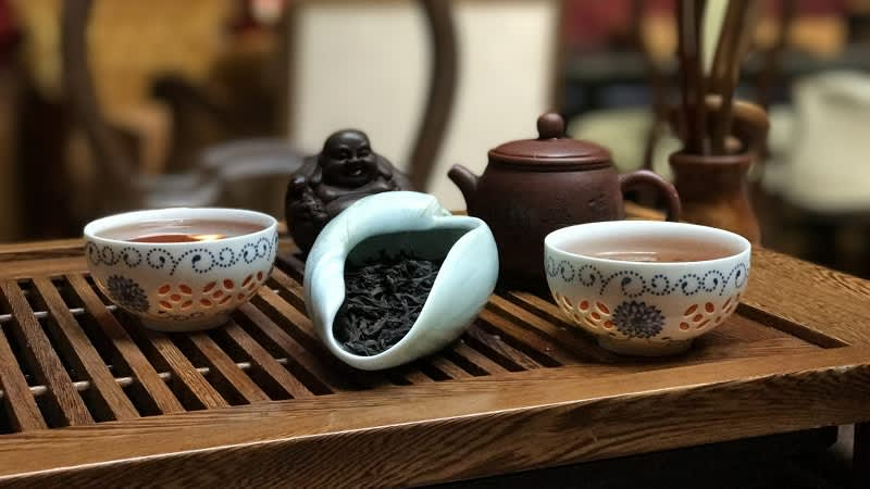 Тай Чи и Чайная Церемония: Искусство Жизни Часть III
