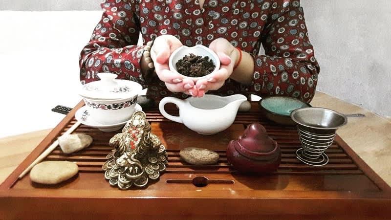 Тай Чи и Чайная Церемония