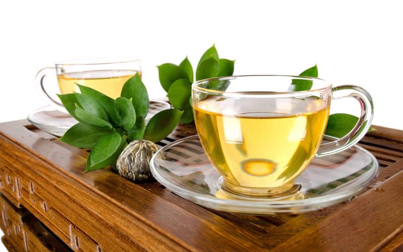 Зелений чай та тиск