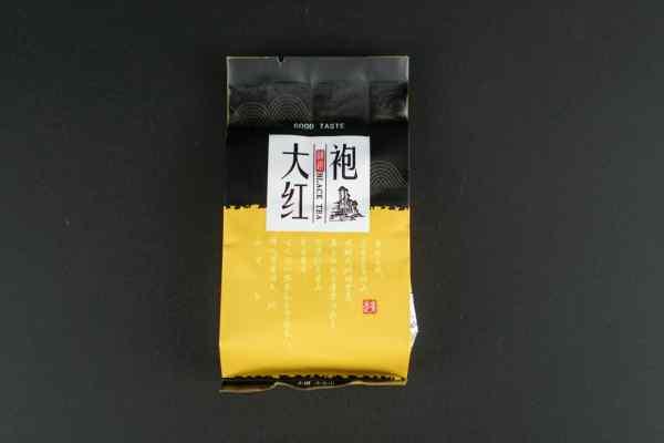 Чай Да Хун Пао деликатной прожарки