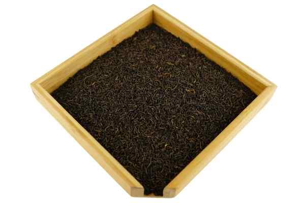 Рассыпной Шу Пуэр Чайные сады горы Бохай