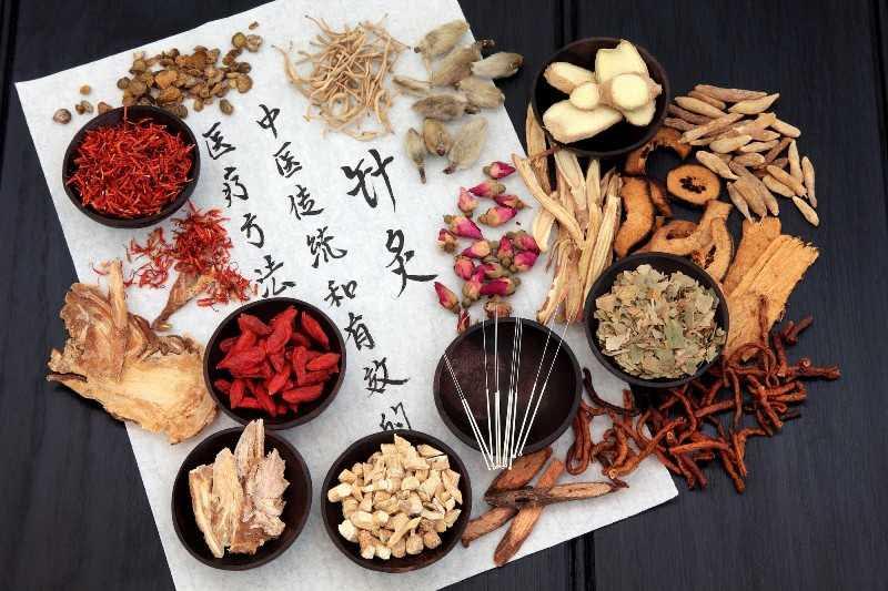 Создание эликсиров в Китайской Традиционной Медицине