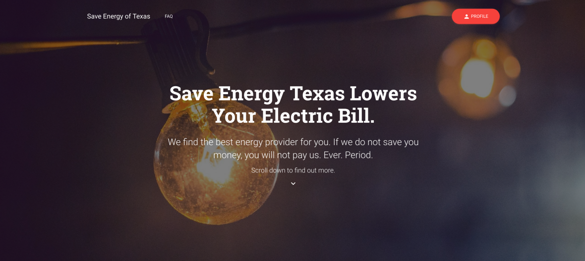 Save Energy TX