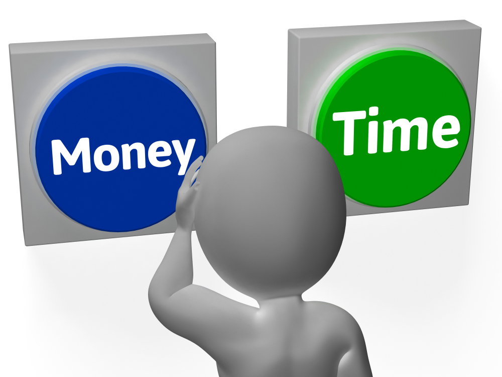 Money can not be made all the time when investing, but over a period of time good profits will be made.
