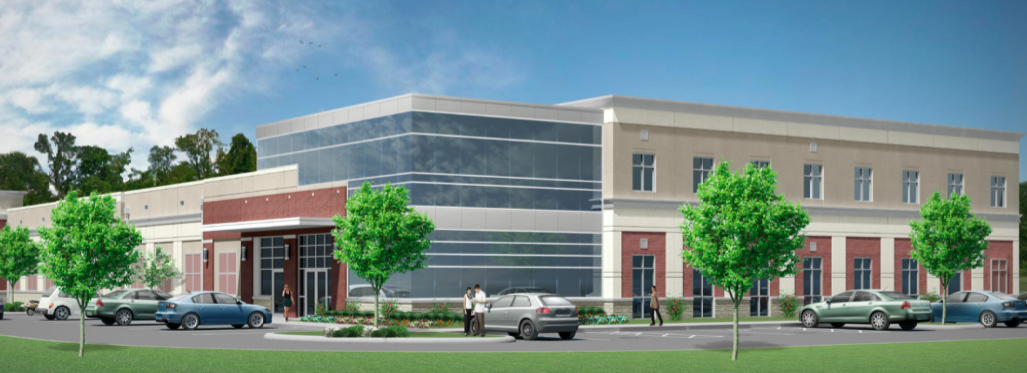 Nashville New Build-To-Suit Data Center