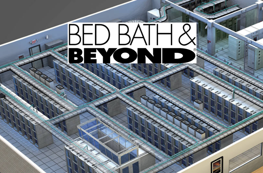 Bed Bath & Beyond Data Center Build