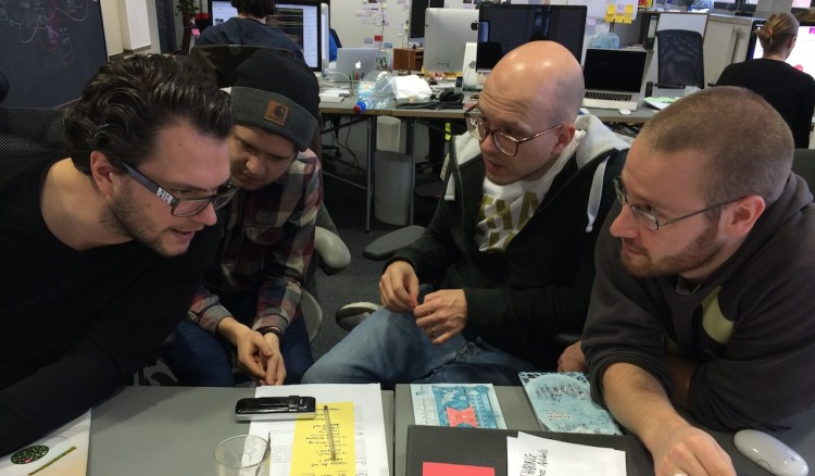 What I learned as an intern at Edenspiekermann
