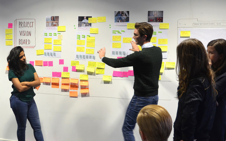 Workshop: Prototyping for Retailers