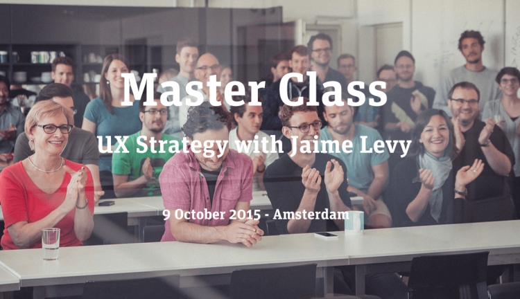 Jaime Levy is coming to Amsterdam!