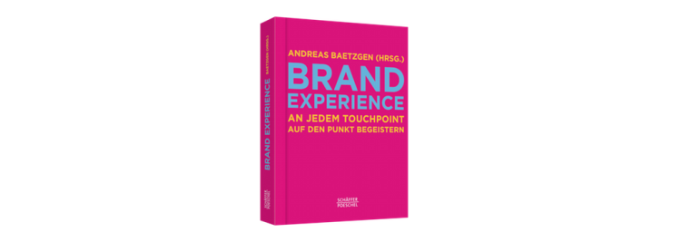 "Book Release: Pia Betton Co-Authors ""Brand Experience"""