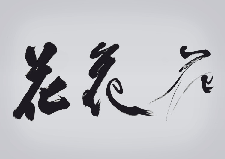 What people see in calligraphy