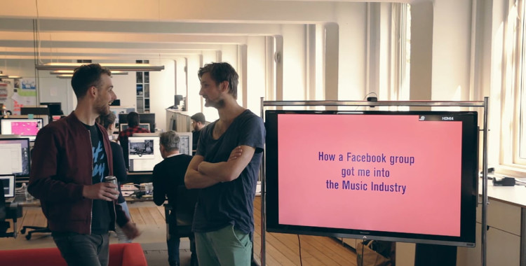 A Talk from Curated Founder Joep van Leijsen