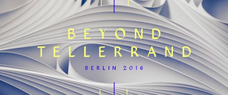 beyond tellerrand 2016: Our Highlights
