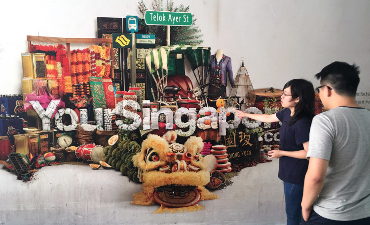 An Inclusive Brand Concept for Singapore