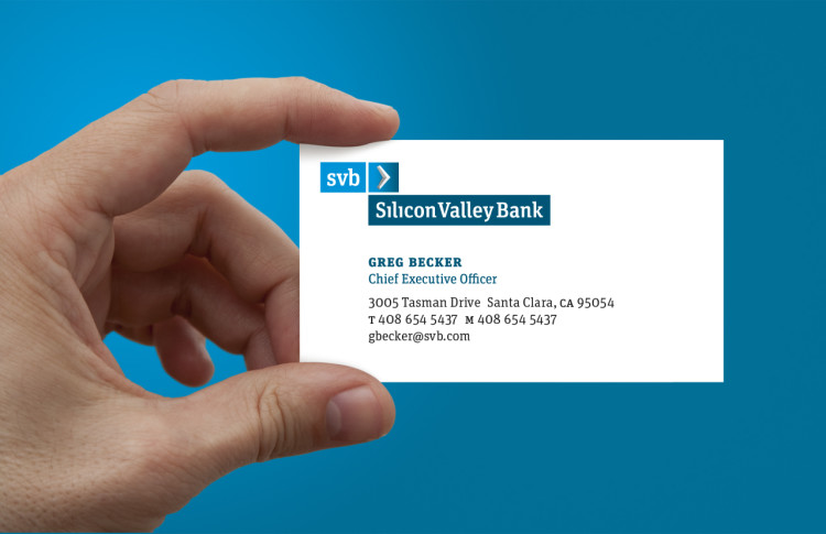 Silicon valley bank edenspiekermann we worked within the constraints of svbs established 30 year history retaining the classic chevron mark and creating a new logotype colourmoves
