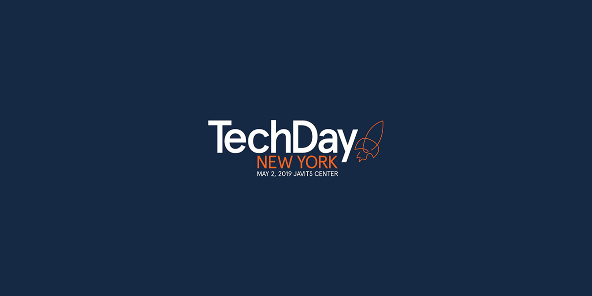 TechDay New Yorkのロゴ