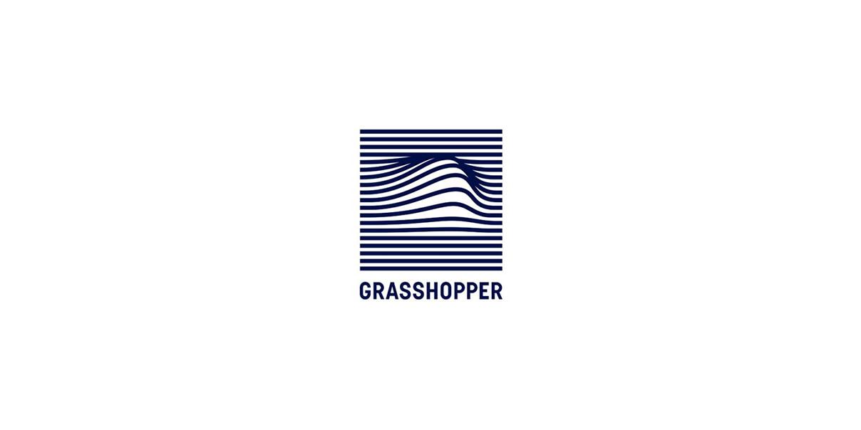 GRASSHOPPERのロゴ