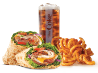 Meals Wrap Chicken Club