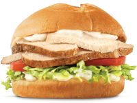 Chicken Roast Classic Sandwich