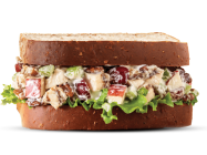 LTO Pecan Chicken Salad Sandwich