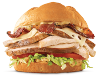 Chicken Roast Chicken Bacon Swiss Sandwich