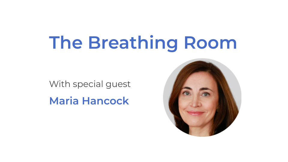 The Breathing Room - Maria Hancock