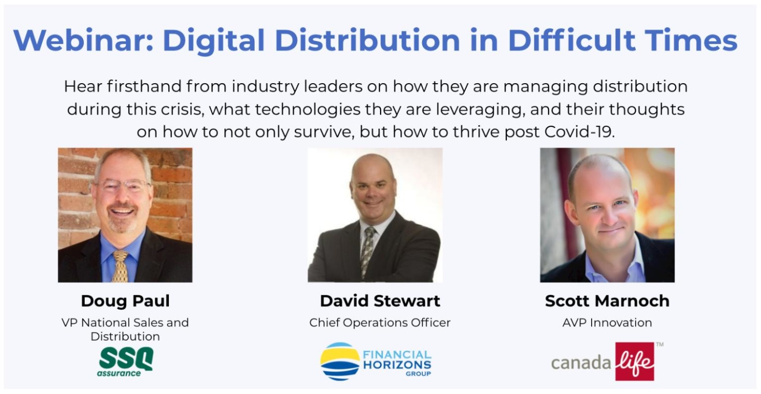 Webinar - Digital Distribution in Difficult Times