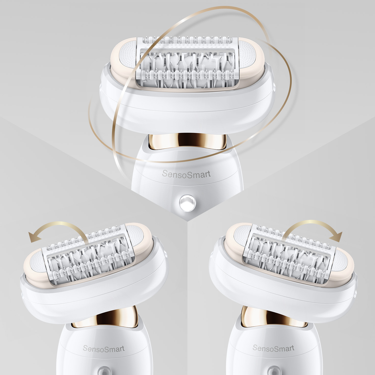 Silk-épil 9 Flex epilator, Design Edition