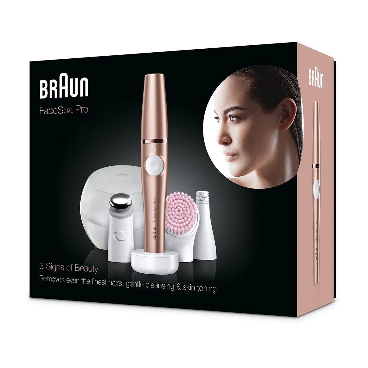 Braun FaceSpa Pro 921 - packaging