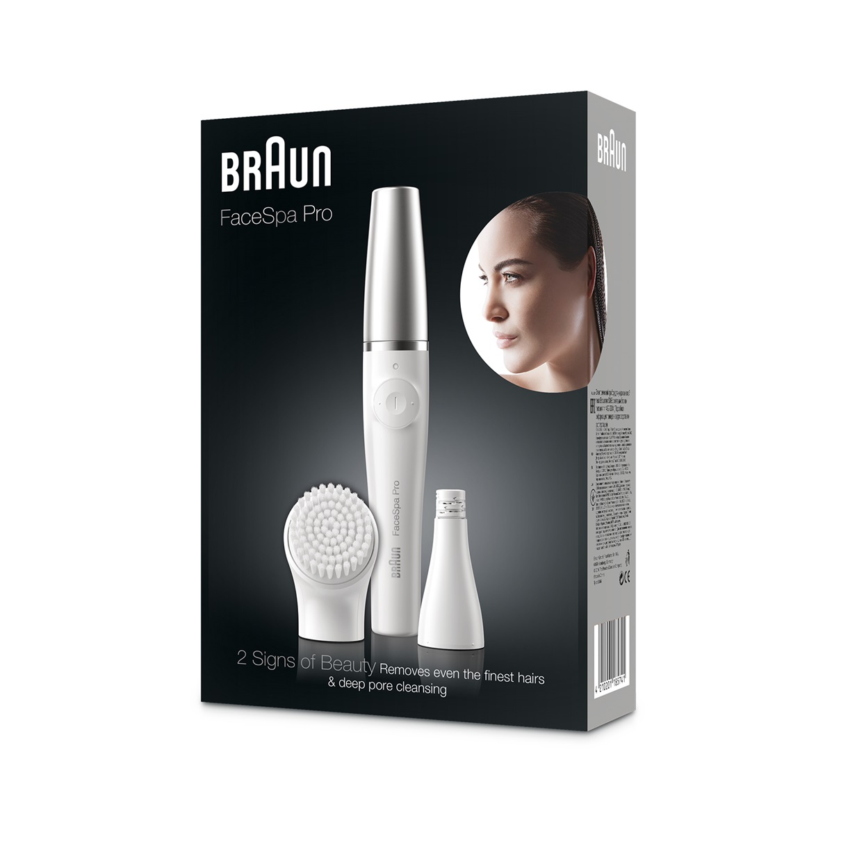 Braun FaceSpa Pro 910 - packaging