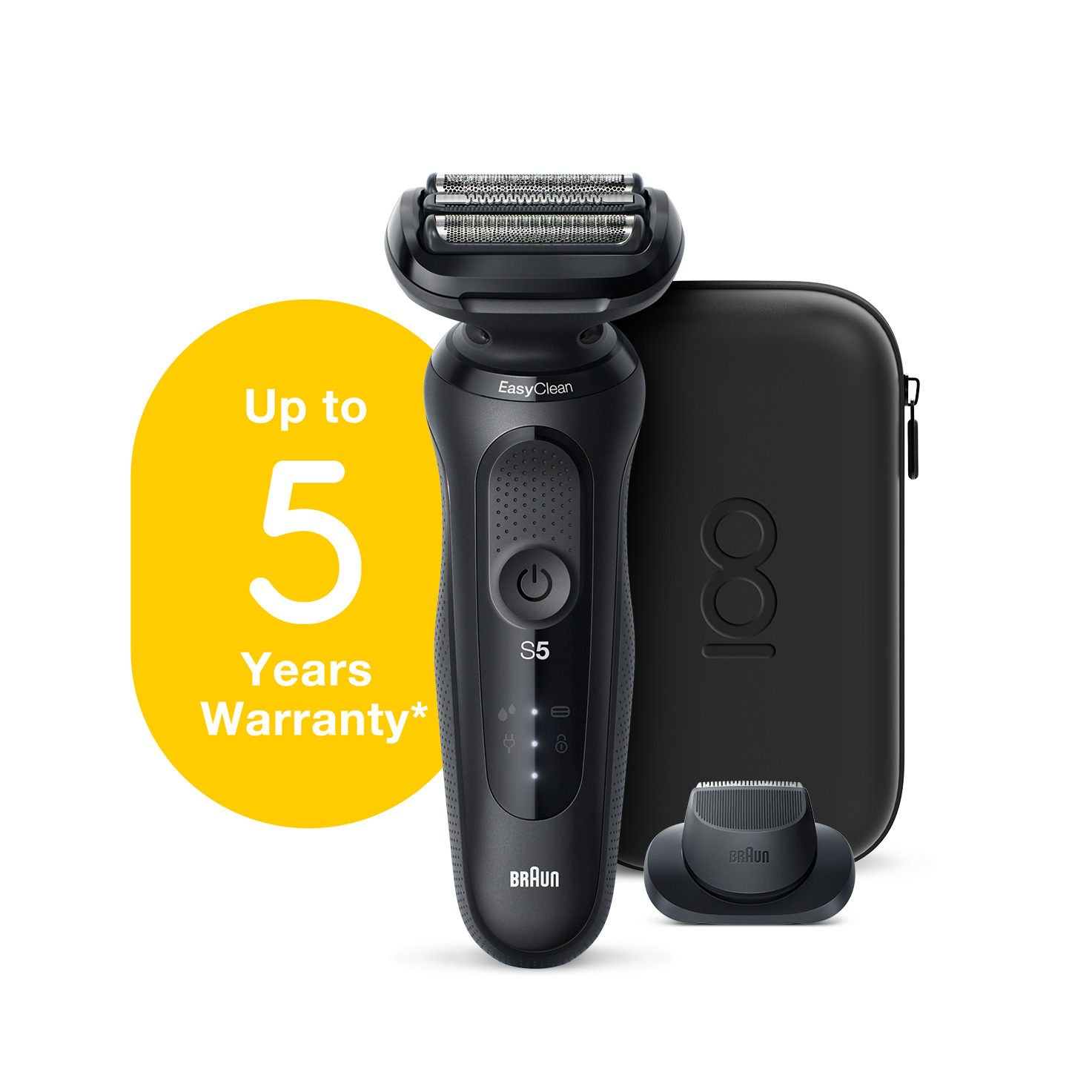 Braun Series 5 50 Electric Shaver Design Edition